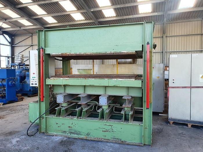 Used IMS 180ton upstroke Hydraulic Press