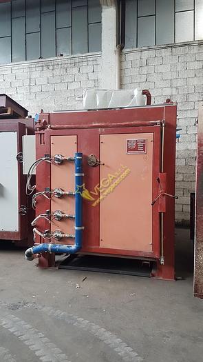 Used Turbo gas kiln Umbra Forni