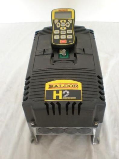 New Baldor IHH405-E H2 Inverter Drive