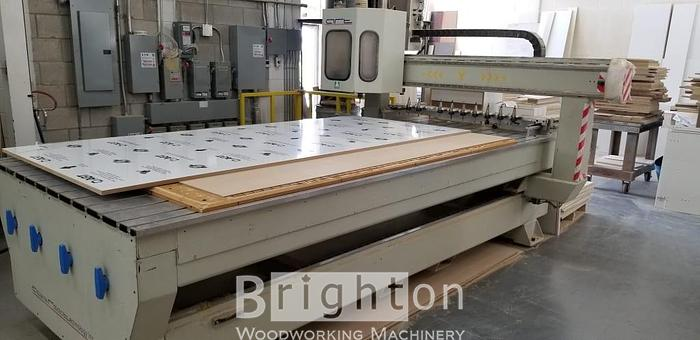 2006 ART EuroSpindle 10HP CNC Router
