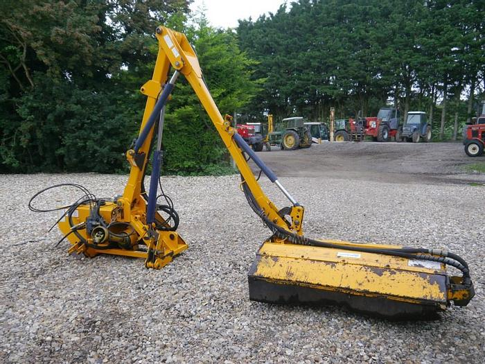 Used Bomford B467 Hedge Cutter