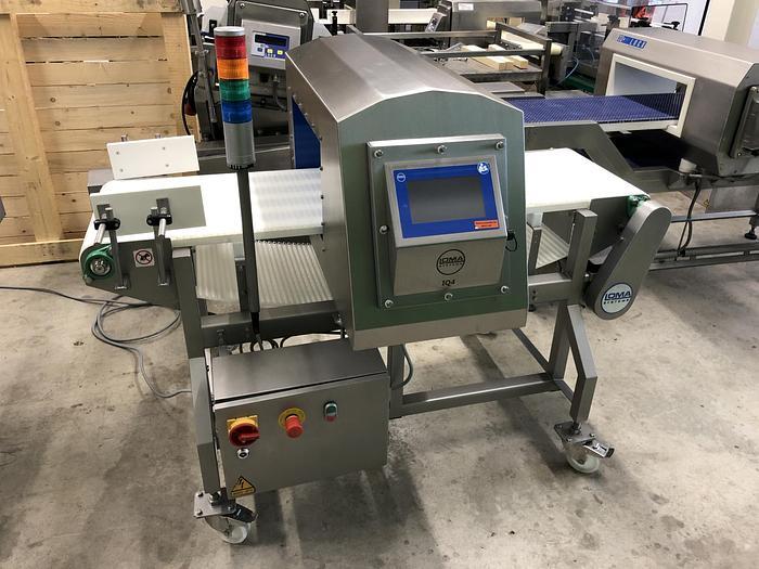 Gebraucht Metalldetektor, Fabrikat Loma, Typ IQ4, Bj. 2010/2019