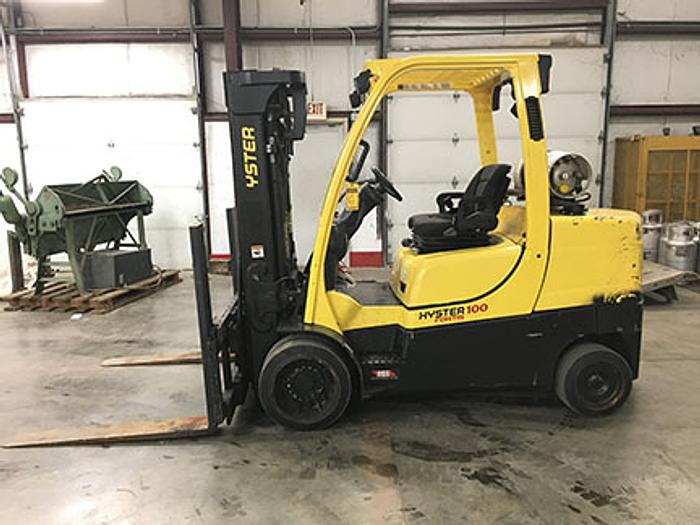 HYSTER S100FT FORKLIFT (On Hold)
