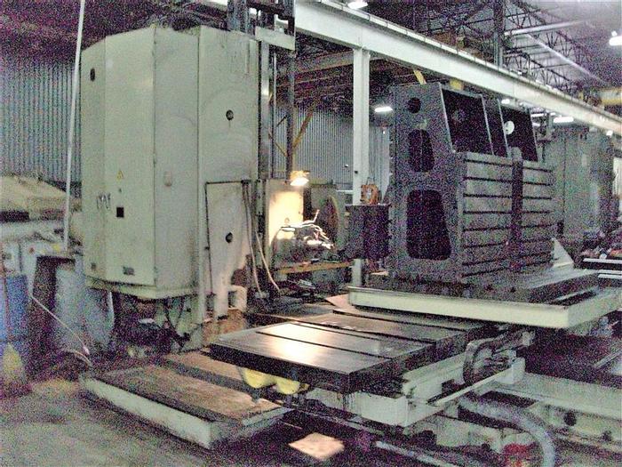 Used 1982 Kuraki KBT-1105DX