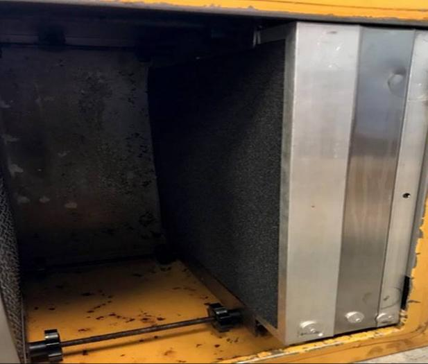 Ölnebelabsaugung für CNC Maschinen W+W Filtersysteme