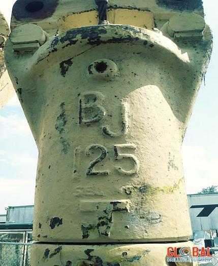 Used 125 Ton BJ Hook & Shock Absorber