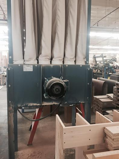 Used Belfab Dust Collector JNBM--OP (2 available)