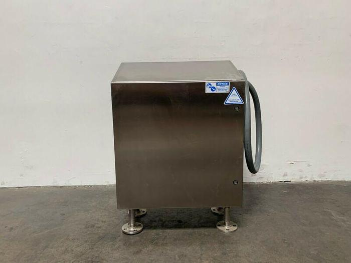 Used Hoffman 14 x 24 x 26 Stainless Steel Control Panel Enclosure W/ N-TRON 708TX