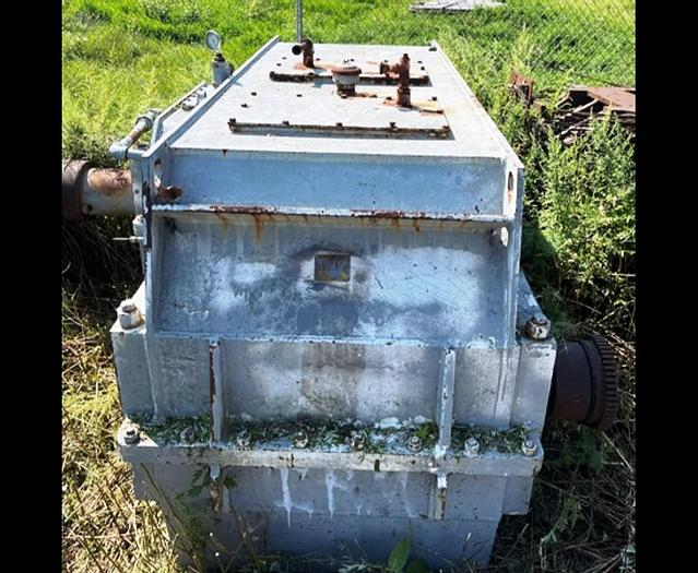 Used Lufkin Gearbox, Gear Reducer, Model #DF840S Lufkin Catalogue Rating 2988 HP.