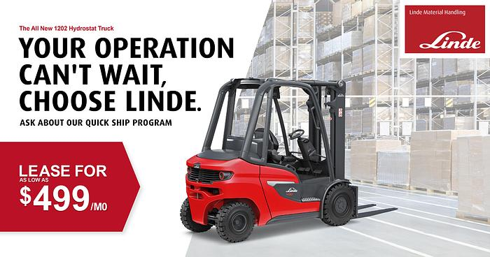 Used 2021 LINDE H25T