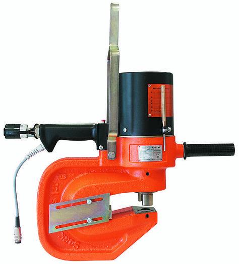 Alfra GmbH APS 120 Hydraulic Punching Unit