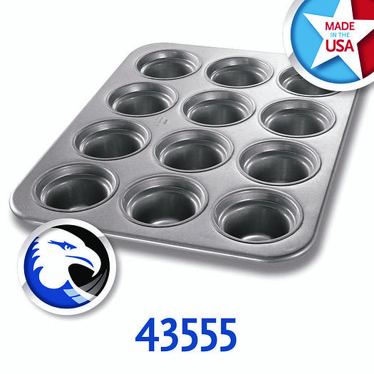 LARGE CROWN MUFFIN PANS
