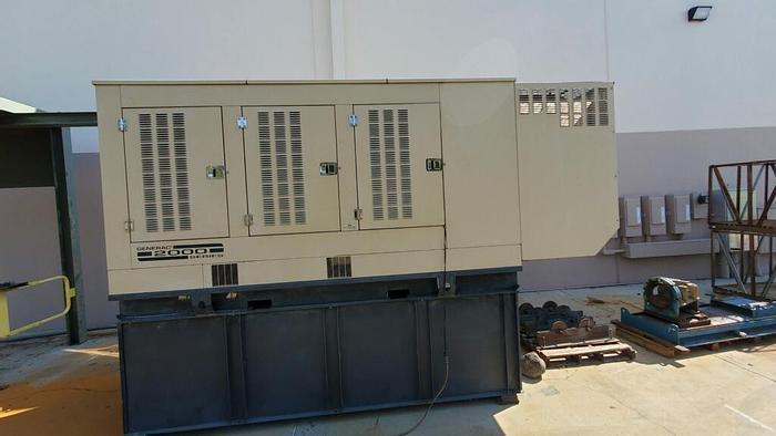 Used 2001 Generac 400kw