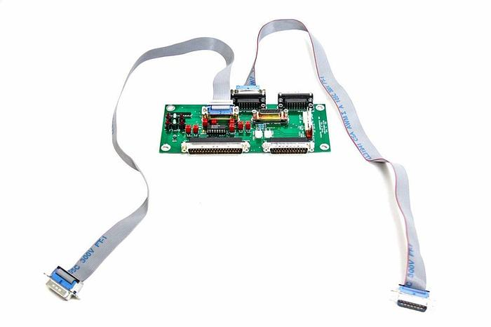 Digital Instruments Veeco VX330 XY MUX 250-VX3MUX-6130 Board & Cables (4186)