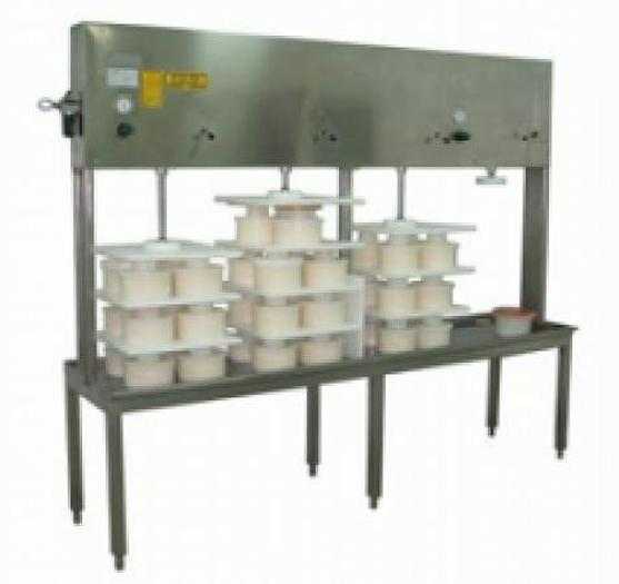Cheese Press Type PPS-U and MS-U
