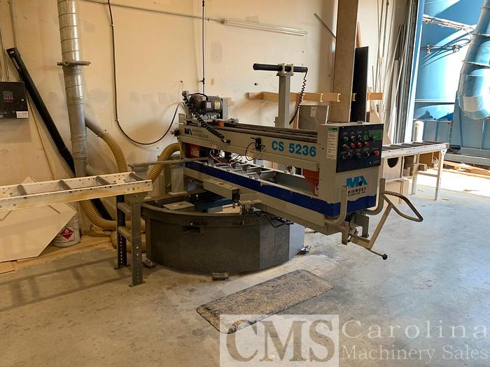 Used 2003 Midwest Automation Countertop Saw