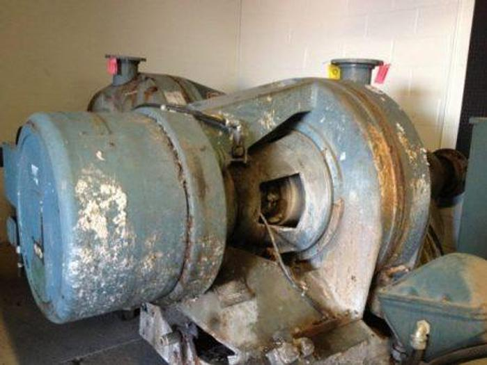 Used 34'  (863MM) SPROUT BAUER MDL 34EM- III REFINER