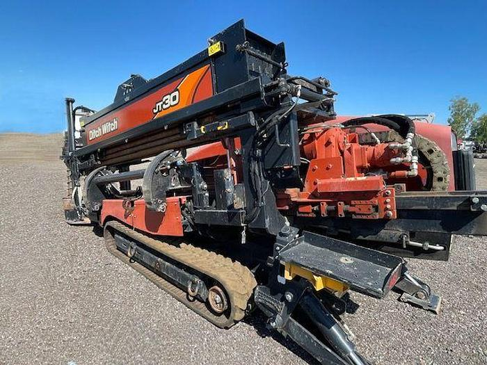 Used 2016 DITCH WITCH JT30AT