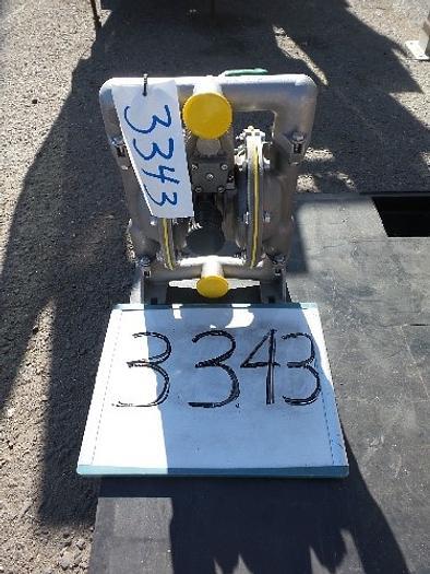 Versa Matic Versa Matic 1 1/2'' Air operated Diaphragm Pump #3343