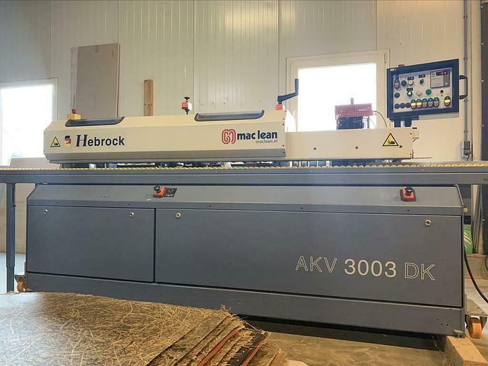 Used HEBROCK AKV 3003 DK