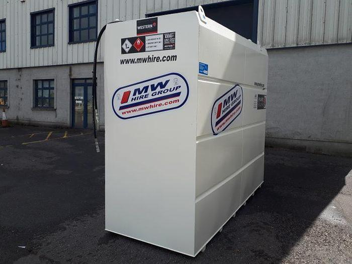 Western Global - Featuring a full height lockable cabinet with full height doors, this 5,300 litre tank is your solution for transport depots, plant yard and farms. EBD1200