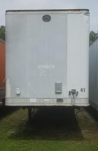 Used 1996 GREAT DANE 54 FT