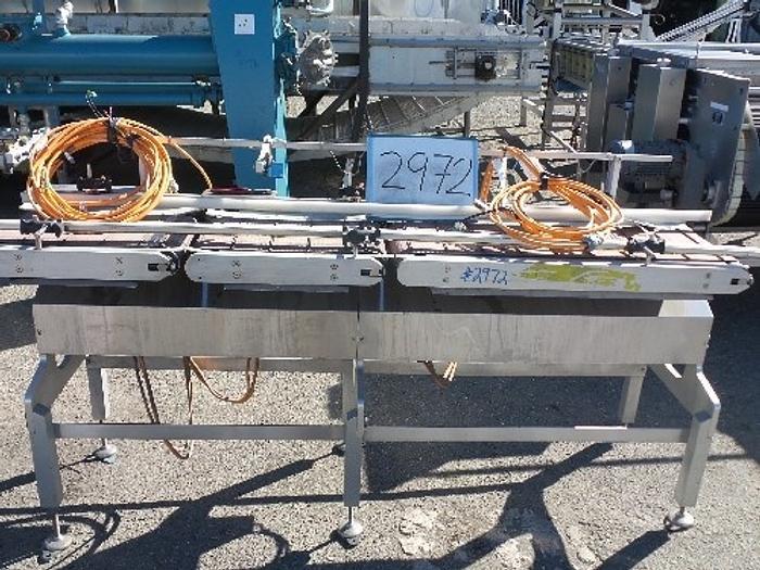DSA Bag Conveyor 12'' Wide x 8' Long