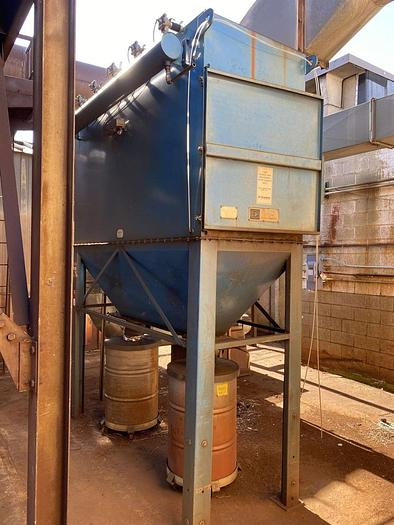 Used 6,000 CFM CAMFIL FARR CARTRIDGE TYPE DUST COLLECTON SYSTEM (#9761)