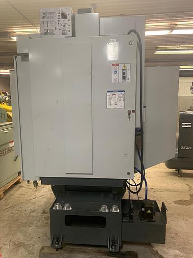 2016 HAAS  MINI MILL 2, BARELY USED, LOADED WITH TOOLING, PROBE, RIGID TAPPING