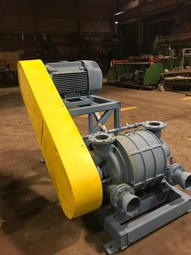Used NASH CL1000 VACUUM PUMP, 1000 CFM, 75 HP