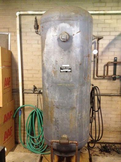 Steel Air Storage Tank
