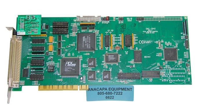 Used Galil Motion Control DMC-1840 Rev C 4-Axis Daughter Board Adept DMC Buffer 6622w