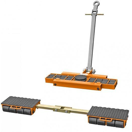 Cormak Transport Skates WL12 + WF12
