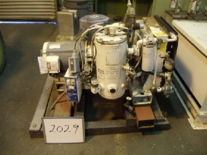 Ingersoll-Rand 25H-SP-AOBB3N-4 #2029