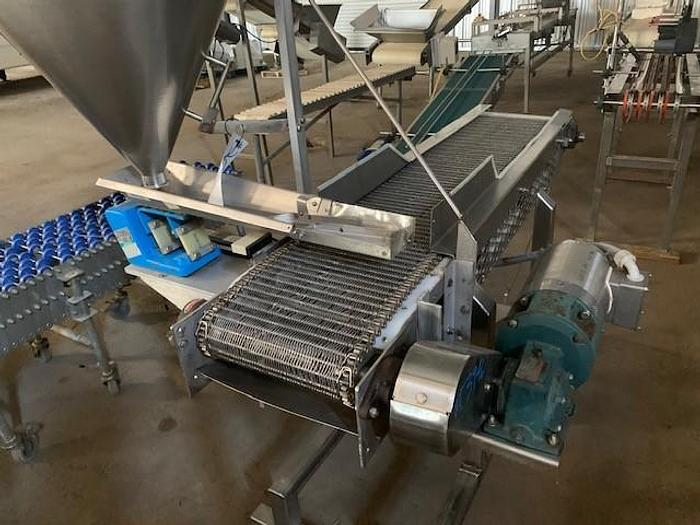 Ingredient Feeder -Syntron Vibratory System