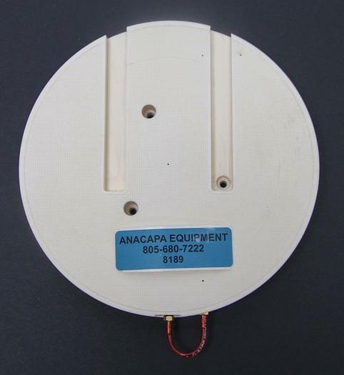 Used Veeco Bruker Ceramic Wafer Chuck 196 mm Diameter (8189)W
