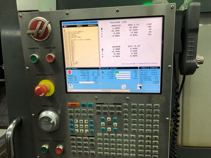 2012 Haas ST-40L Big Bore