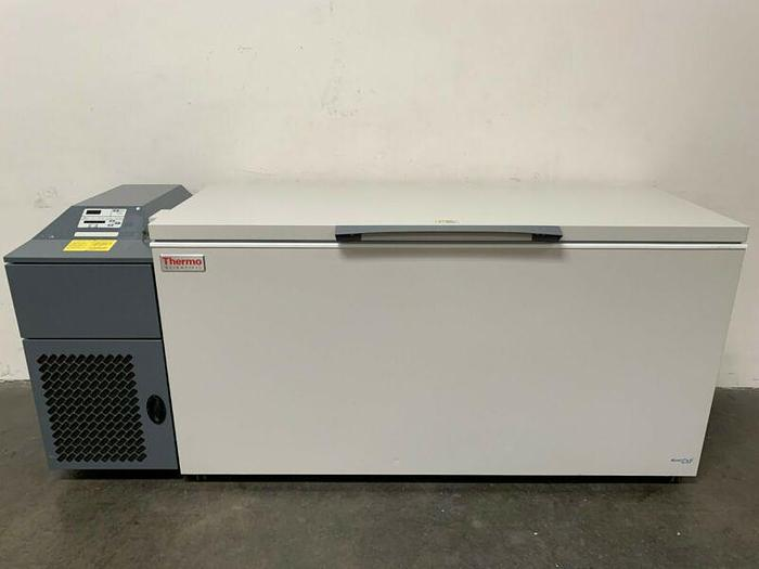 Used Thermo Scientific ULT2090 -86C Ultra Low Chest Freezer 230V 20 CU FT