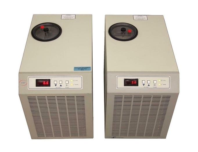 Used FTS Systems SP Scientific RS33AL00 Recirculating Chiller LOT OF 2 PARTS (9035)R