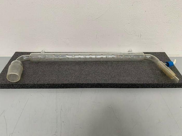 """Used Summit Research 24"""" Terping Isolation Fraction Head w/ 1 1/2"""" & 1/2"""" Fittings"""