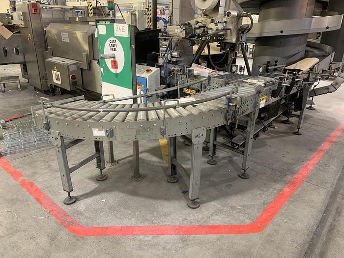 Used 2000 OCME  Carton Conveyer