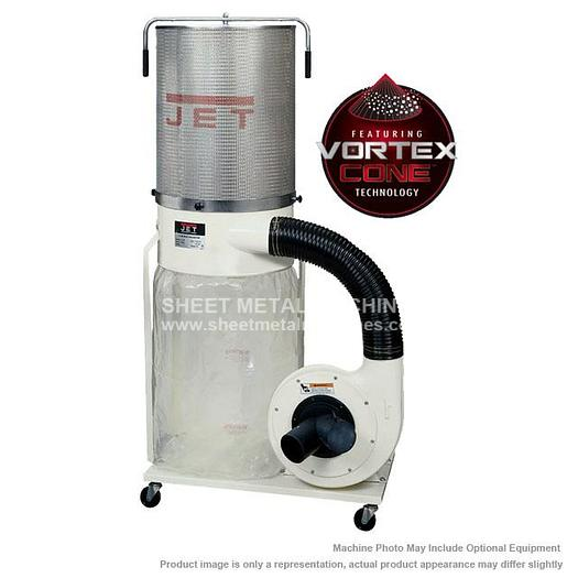 JET DC-1200VX-CK3 Dust Collector 2HP 1PH 230V 2-Micron Canister Kit 710704K