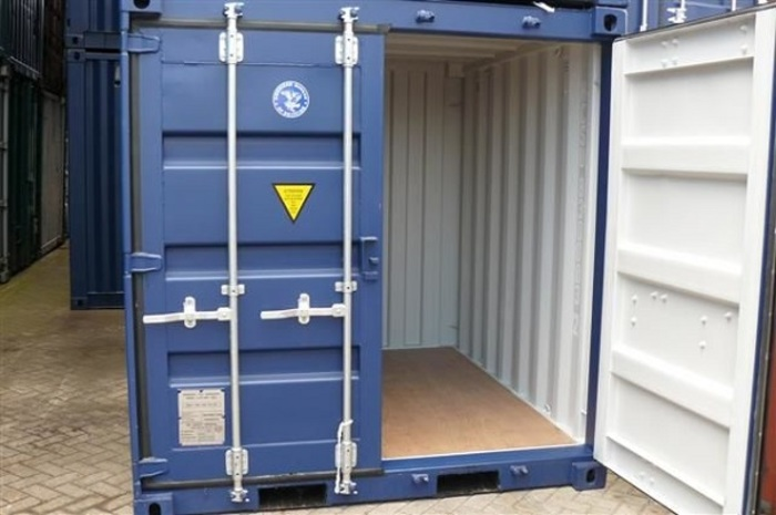 8 'Container Storage