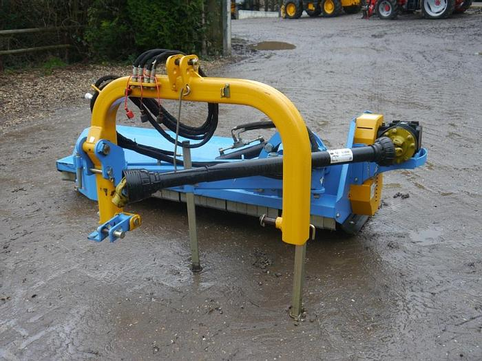 Used BB Implements AGF220 Flail Mower
