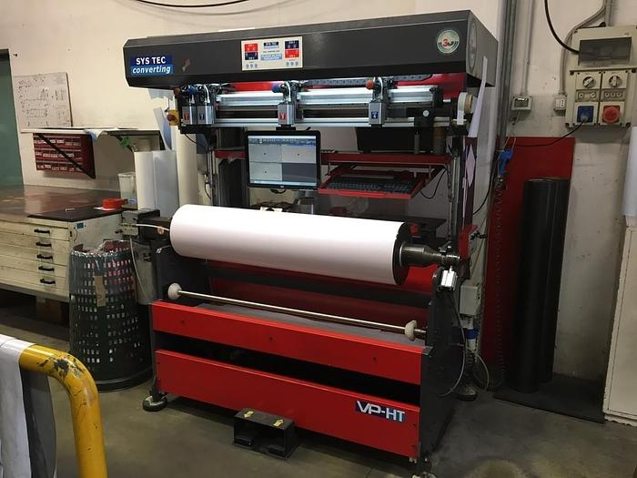 Plate Mounter SYS TEC VP–HT SLEEVES 1300 mm (for sleeves)