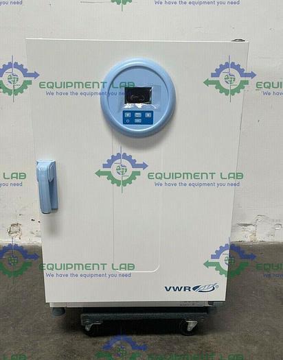 Used VWR 89511-422  Incubator 75°C Gr Con 6.85 Cu Ft 120V