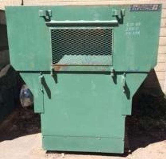 Used 800 HP RELIANCE 591 RPM 2300 VOLTS MOTOR