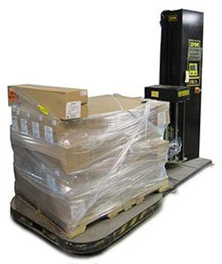 International Packaging Machines Model 20/20 Wrapping Machine