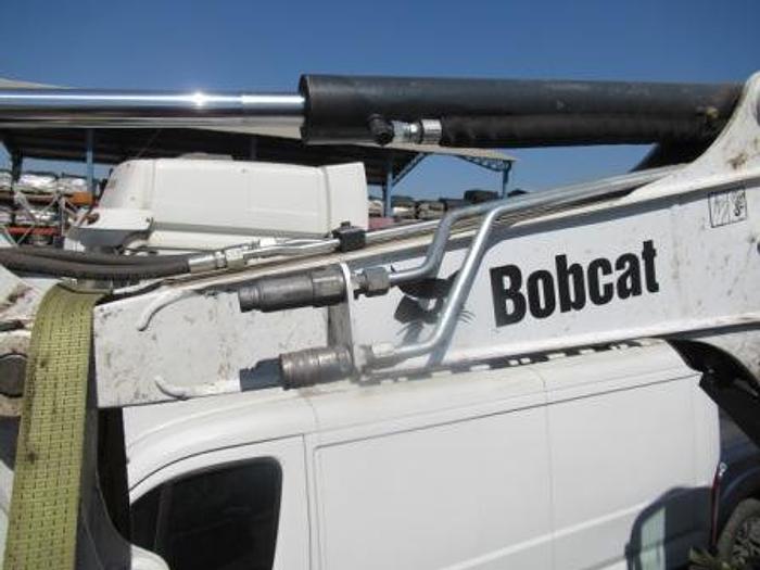 2018 BOB CAT E 26 GM