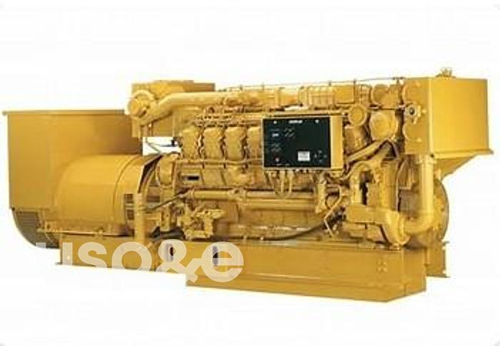 Used 2.0 MW 2007 USED CATERPILLAR 3516B DIESEL GENERATOR SETS
